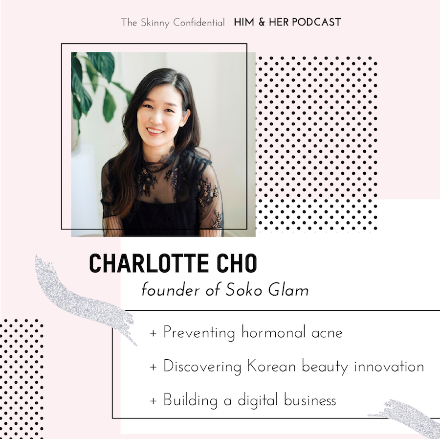 the little book of skin korean skincare by the skinny confidential podcast