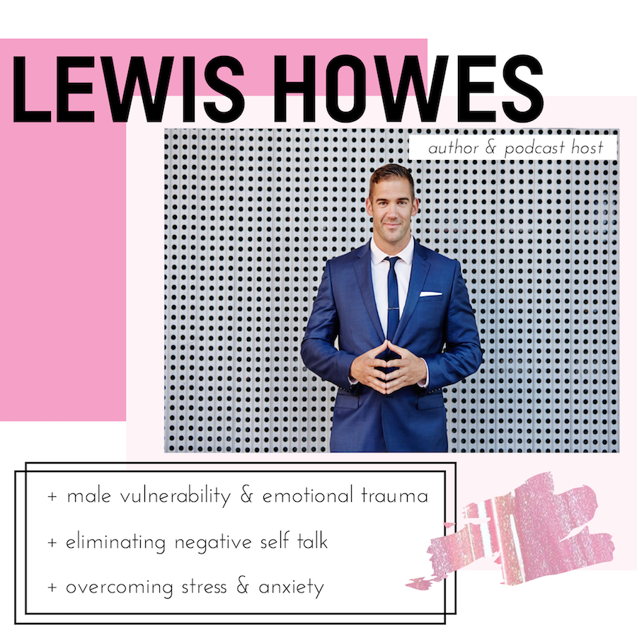 male vulnerability podcast tsc him her lewis howes