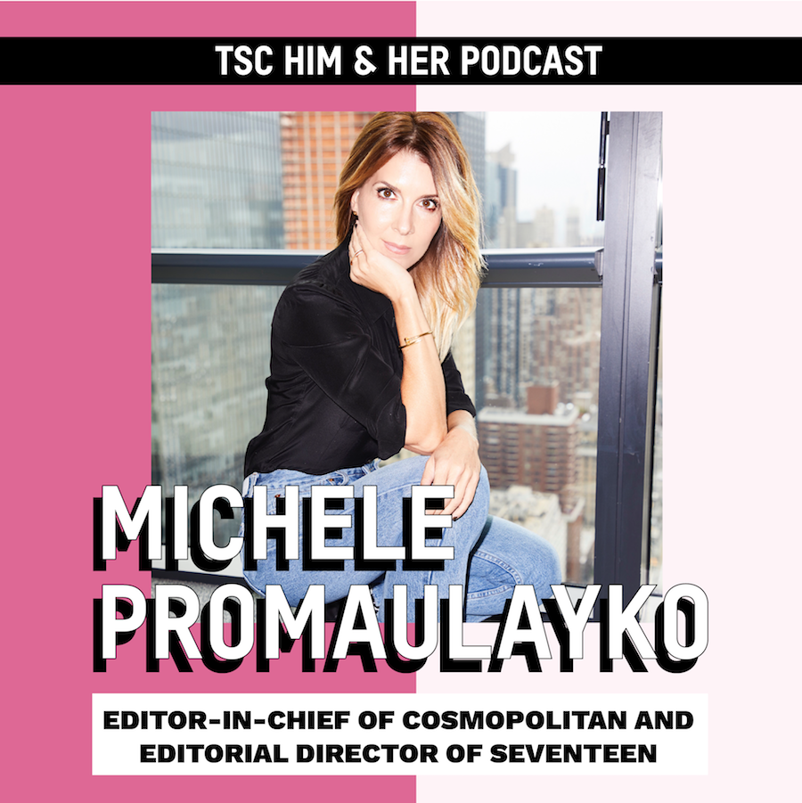 michele promaulayko magazine editor digital age podcast interview by the skinny confidential