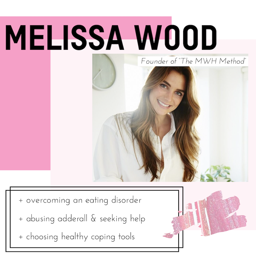 eating disorder coping tools melissa wood health podcast interview tsc