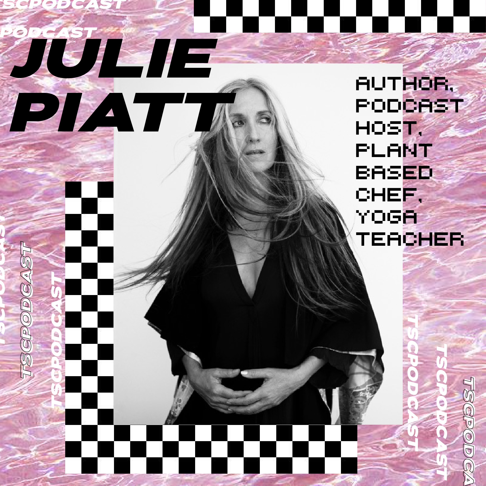 #168: Julie Piatt - How To Be Spiritual, Parenting Advice, Motherhood, & Relationship Advice