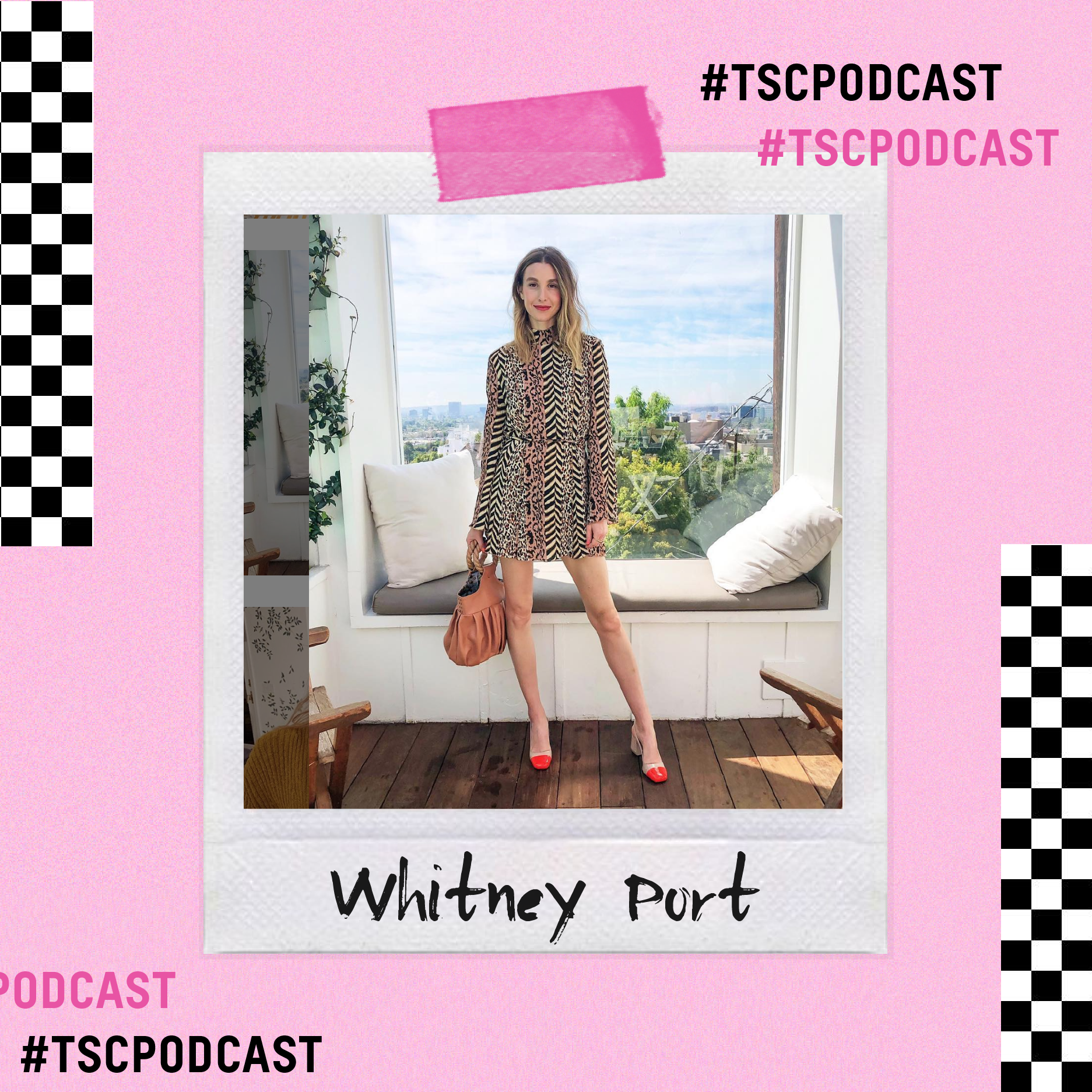 The Skinny Confidential x Whitney Port